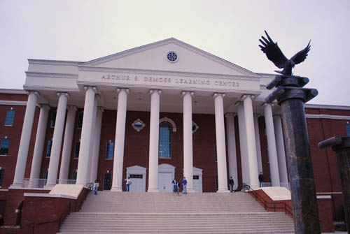 Liberty University Online Master's