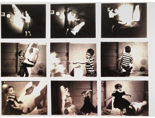 6. Bobo Doll Experiment (1961, 1963)