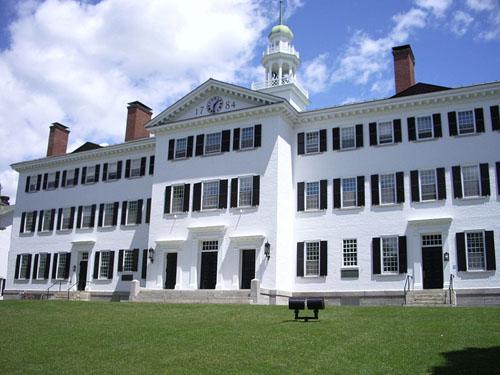 Dartmouth University Best Value Bachelor's