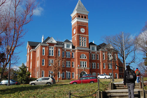 Clemson University Up and Coming Bachelor's