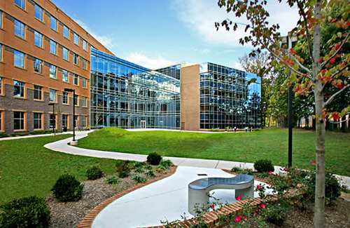 George Mason University Up and Coming Bachelor's