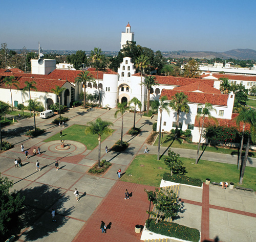 San Diego State University Up and Coming Bachelor's