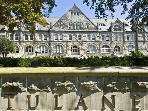 Tulane University Up and Coming Bachelor's