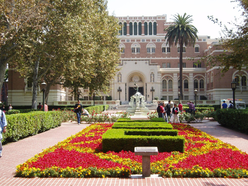 University of Southern California Up and Coming Bachelor's