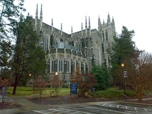 Duke University Graduate Behavioral Neuroscience Psychology