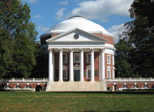 University of Virginia  Graduate Developmental Psychology