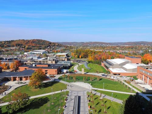 Binghamton University Top Public Ivy