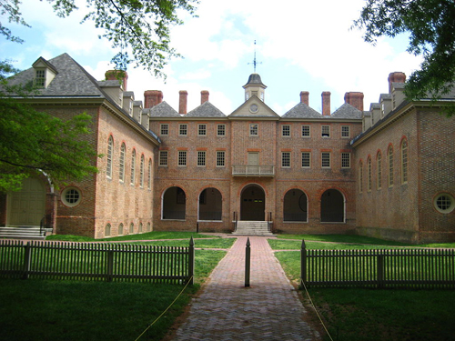 College of William and Mary Top Public Ivy