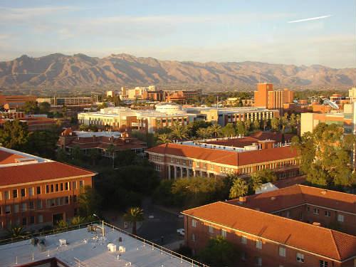 University of Arizona Top Public Ivy