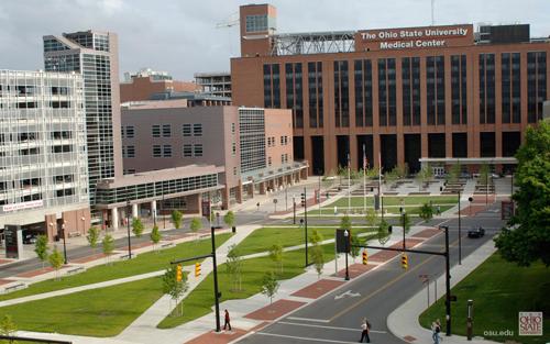 The Ohio State University Top Public Ivy