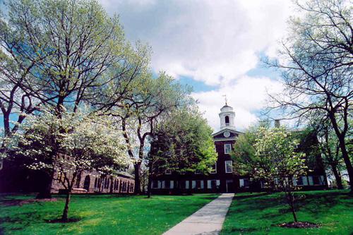 Rutgers University Top Public Ivy
