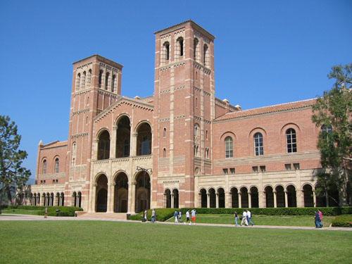 University of California Los Angeles Top Public Ivy