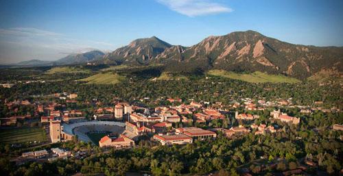 University of Colorado Top Public Ivy