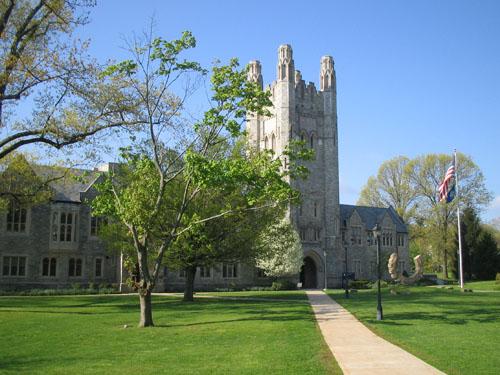 University of Connecticut Top Public Ivy