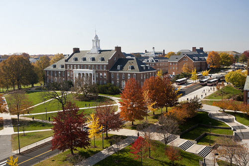University of Maryland Top Public Ivy