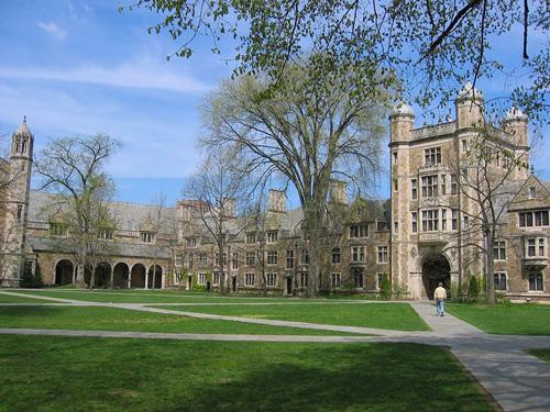 University of Michigan Top Public Ivy