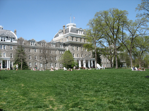 Swarthmore College Best Liberal Arts in Psychology
