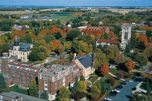 Carleton College Best Liberal Arts in Psychology