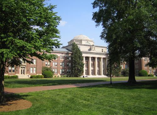 Davidson College Best Liberal Arts in Psychology