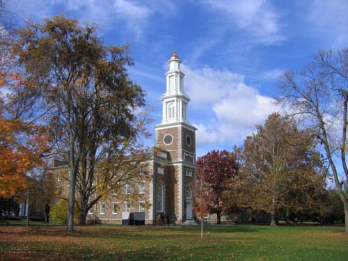 Hamilton College Best Liberal Arts in Psychology