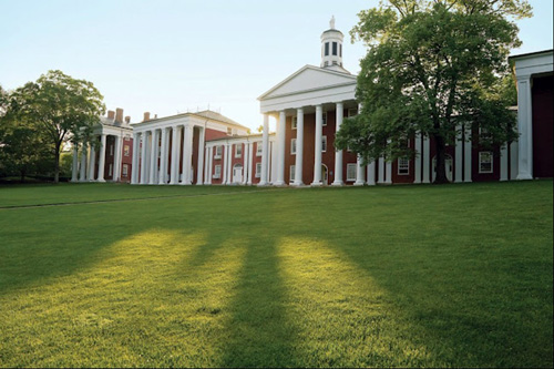 Washington and Lee College Best Liberal Arts in Psychology