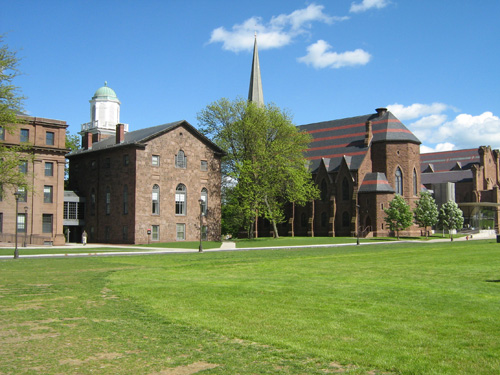 Wesleyan University Best Liberal Arts in Psychology