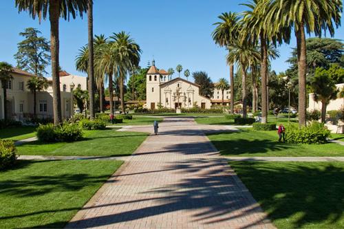 Santa Clara University Best Psychology Degree in the West