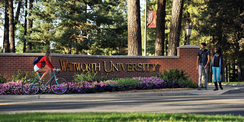 Whitworth University Best Psychology Degree in the West