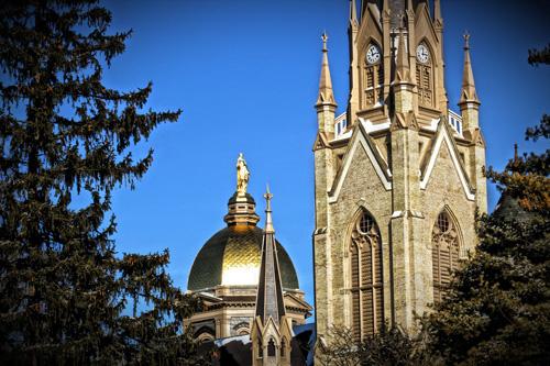 University of Notre Dame Best Psychology Program for Recent Graduates