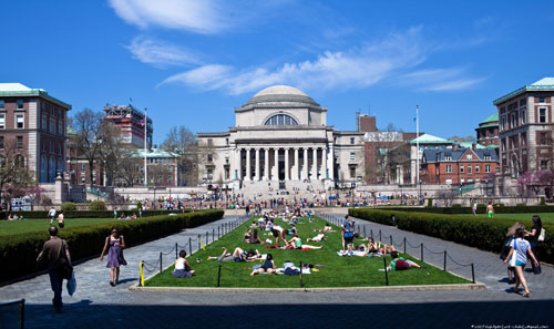 Columbia University Best Psychology Program for Recent Graduates