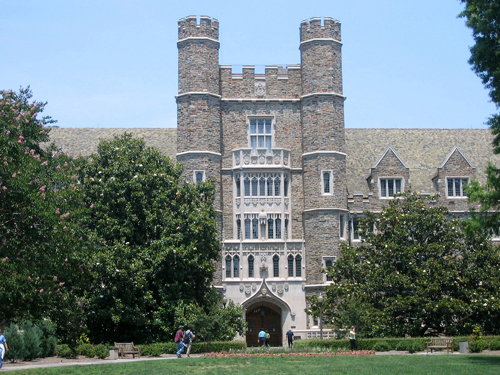 Duke University Best Small Graduate Psychology Program