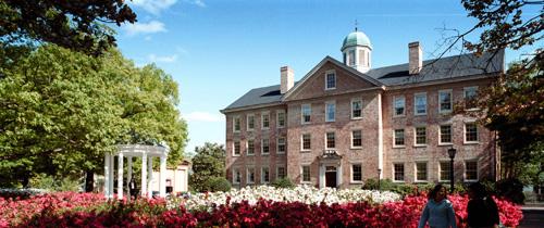 University of North Carolina Best Small Graduate Psychology Program