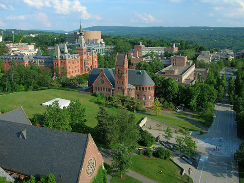 Cornell University Best Small Graduate Psychology Program