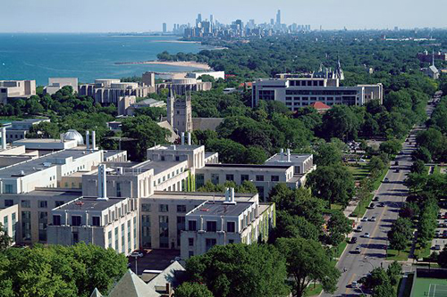 Northwestern University Best Small Graduate Psychology Program