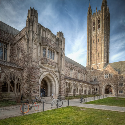 Princeton University Best Small Graduate Psychology Program