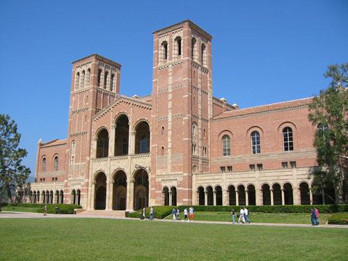 UCLA Best Small Graduate Psychology Program