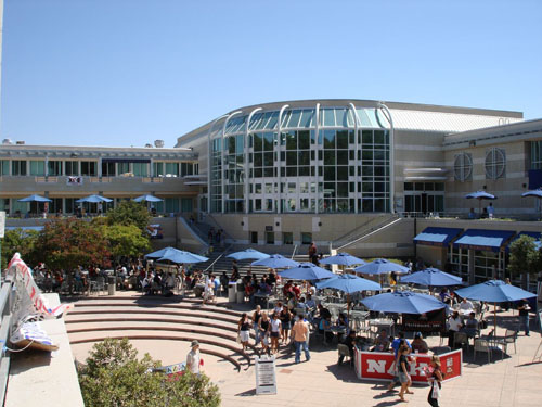 UC San Diego Best Small Graduate Psychology Program