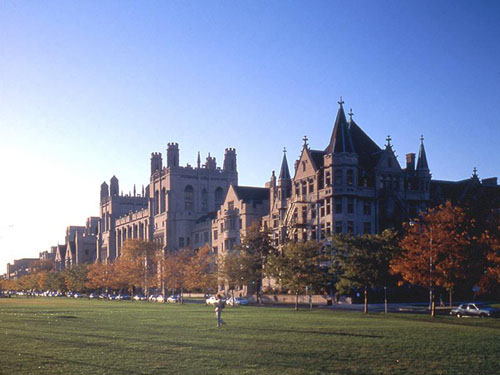 University of Chicago Best Small Graduate Psychology Program