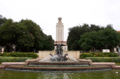 University of Texas Best Small Graduate Psychology Program