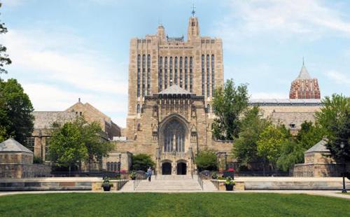 Yale University Best Small Graduate Psychology Program