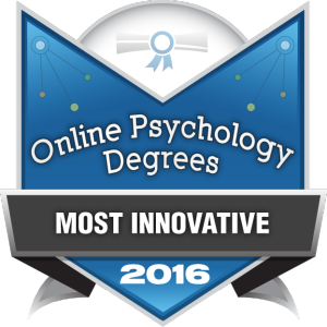 Online Psychology Degrees - Most Innovative 2016