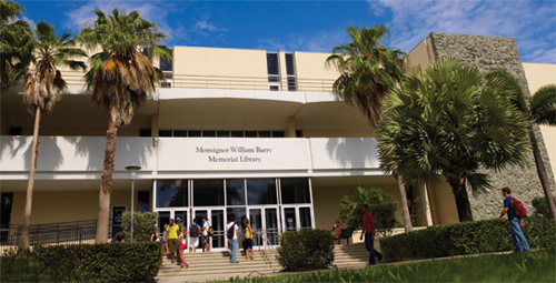 Barry University Best Graduate Sports Psychology Degree