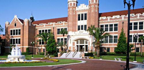 Florida State University Best Graduate Sports Psychology Degree