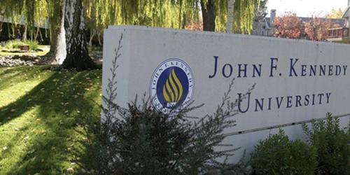JFK University Best Graduate Sports Psychology Degree