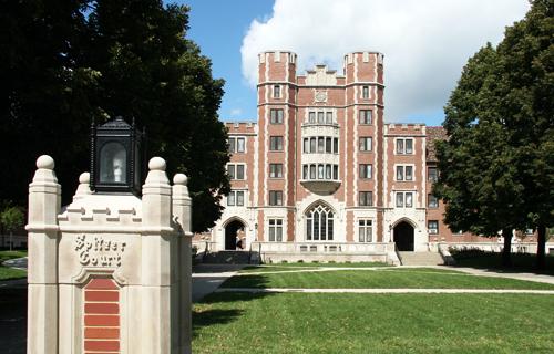 Purdue University Best Graduate Sports Psychology Degree