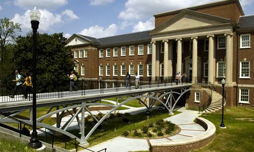 UNC Greenboro Best Graduate Sports Psychology Degree