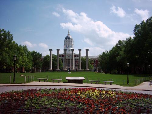 University of Missouri Best Graduate Sports Psychology Degree