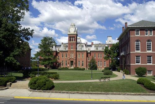 West Virginia University Best Graduate Sports Psychology Degree