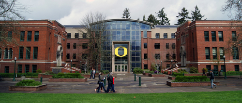 University of Oregon Most Affordable PhD Psychology Programs