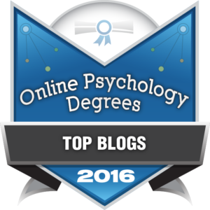 Online Psychology Degrees - Top Blogs 2016